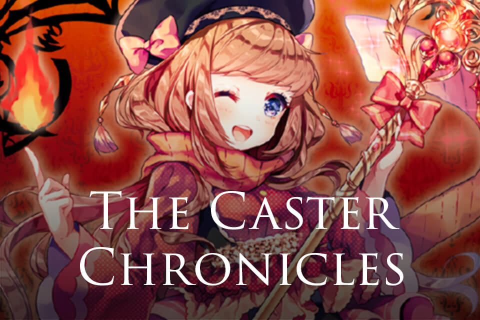 Advent of Demons - The Caster Chronicles