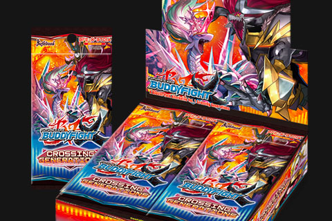 G-Legend Deck Vol.3: The Blaster - Cardfight Vanguard