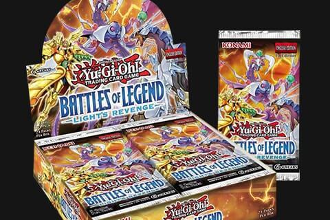 Battles of Legend: Light's Revenge - Yugioh