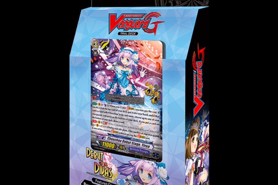 Debut of the Divas - CardFight!! Vanguard