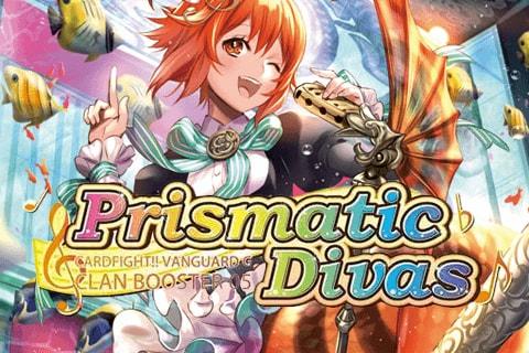 G-CB05: Prismatic Divas -  Cardfight Vanguard