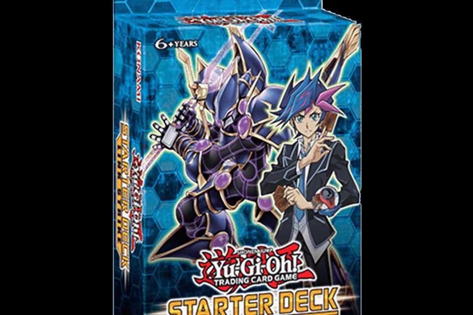 Starter Deck: Link Strike