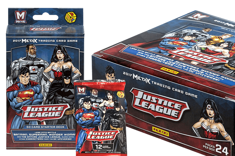 MetaX TCG - Justice League