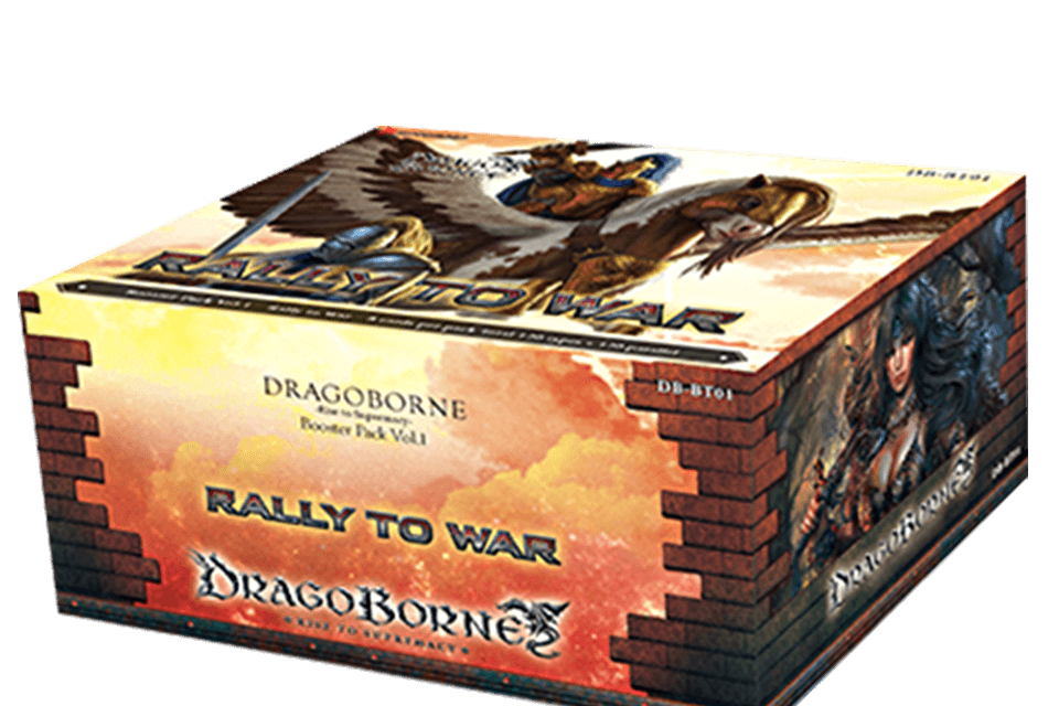 Rally to War - Dragoborne