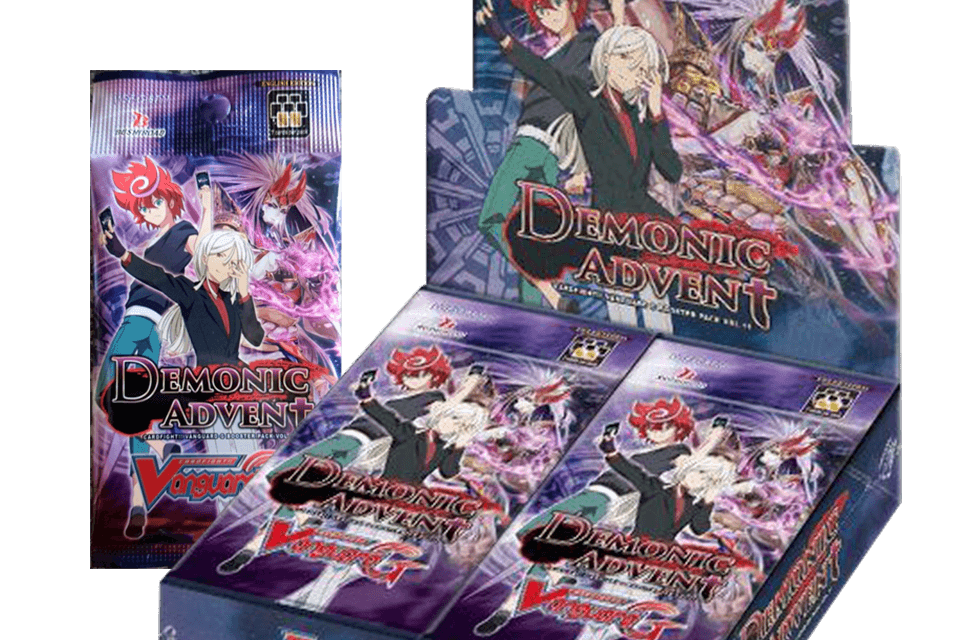 Demonic ADvent -  Cardfight Vanguard