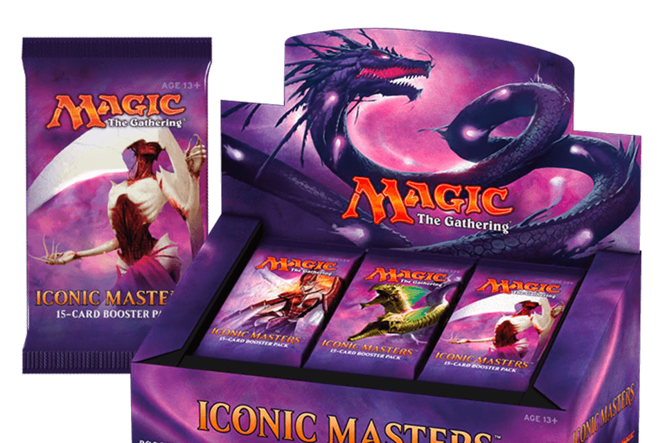 Iconic Masters - Magic: The Gathering