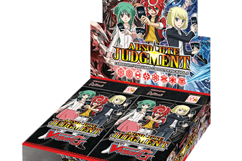 Absolute Judgment - CardFight!! Vanguard