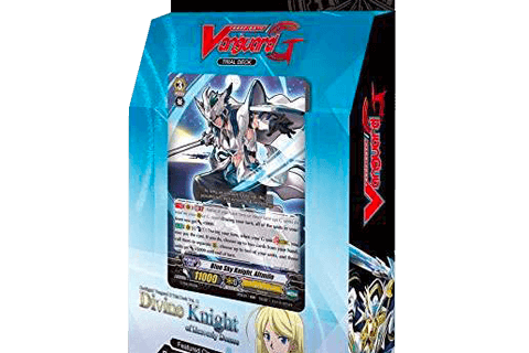 G-TD11: Divine Knight of Heavenly Decree - CardFight!! Vanguard