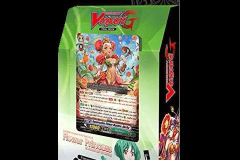 G-TD12: Flower Princess of Abundant Blooming - CardFight!! Vanguard