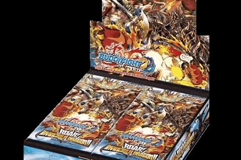 Roar! Invincible Dragon!! - Future Card Buddyfight