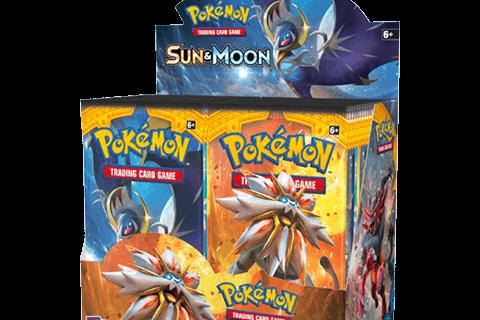 SM - Base Set - Pokemon