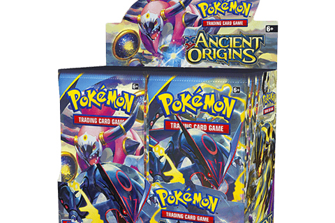 Ancient Origins - Pokemon