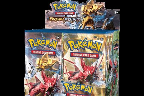 BREAKpoint - Pokemon