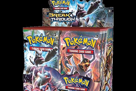 XY - BREAKthrough - Pokemon