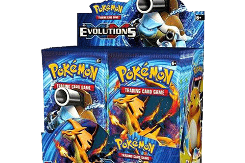 XY - Evolutions - Pokemon