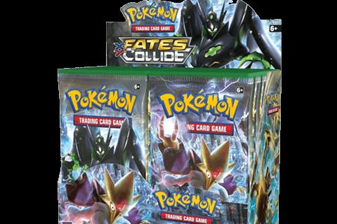 Fates Collide - Pokemon