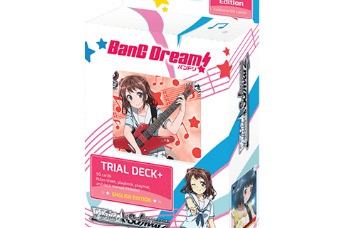 Trial Deck: BanG Dream! - Weiss Schwarz