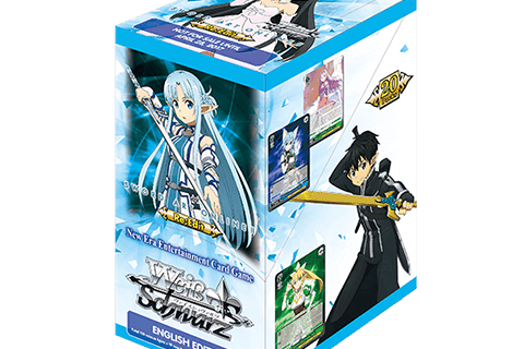Sword Art Online Re: Edit - Weiss Schwarz