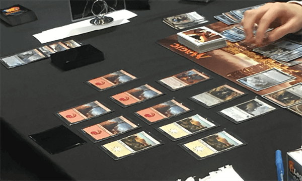 The a i by michael flores magic the gathering mtg - Magic the gathering game table ...