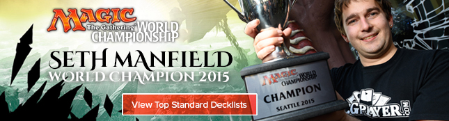 Seth Manfield World Champion