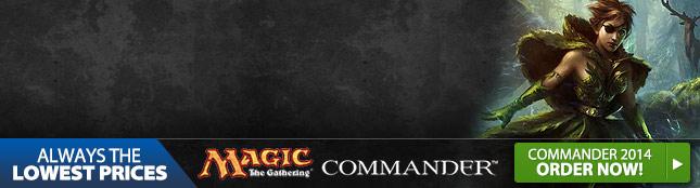 Commander 2014