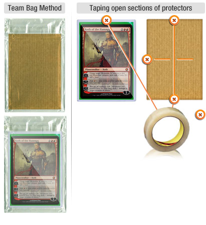 shipping guidelines for cards tcgplayer com