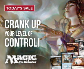 Crank up your Level of Control!