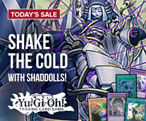 Shake the Cold with Shaddolls