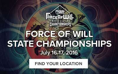 Force of Will State Championships - Find your state!