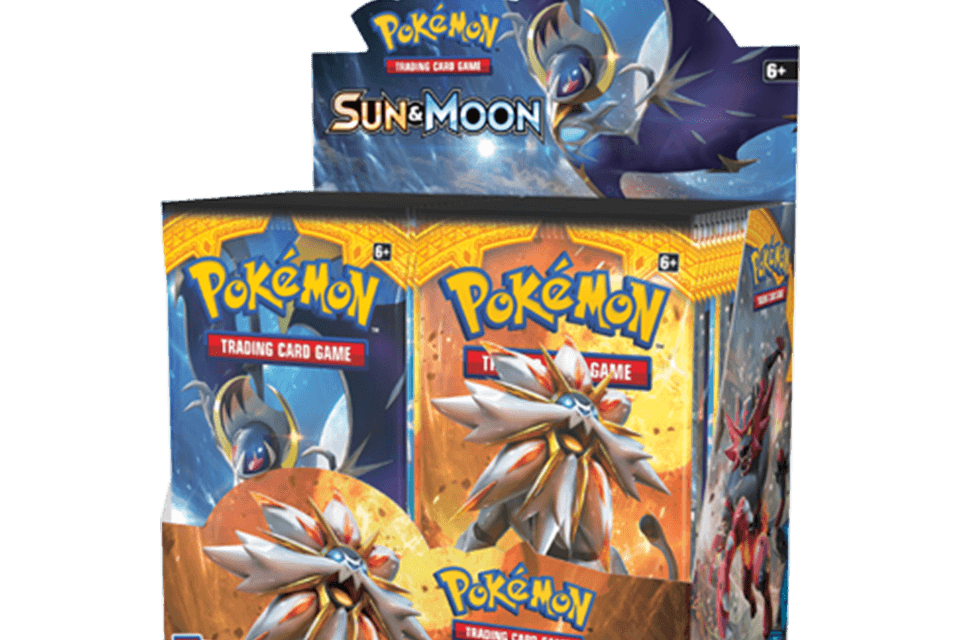SM - Base Set - Pokemon