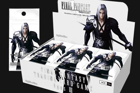 Opus III - Final Fantasy TCG