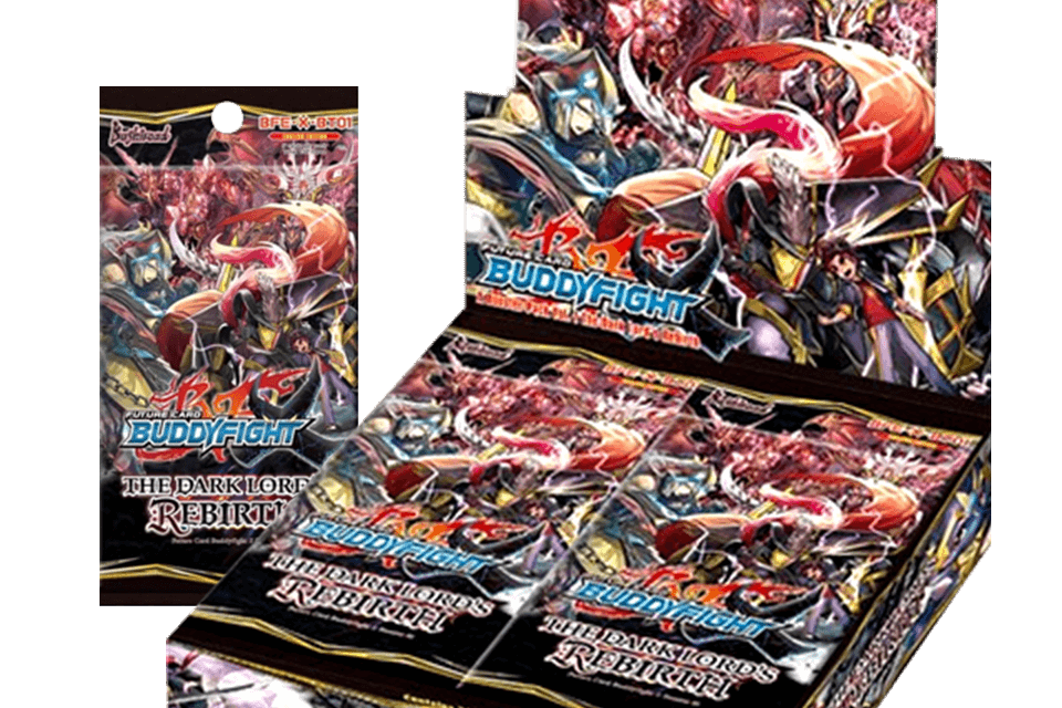 The Dark Lord's Rebirth! - Future Card Buddyfight