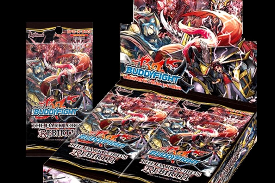 The Dark Lord's Rebirth! - Future Card Buddyfight