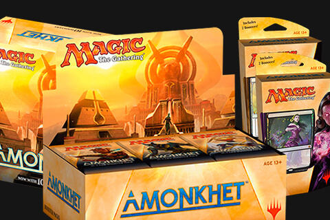 Amonkhet - Magic: The Gathering