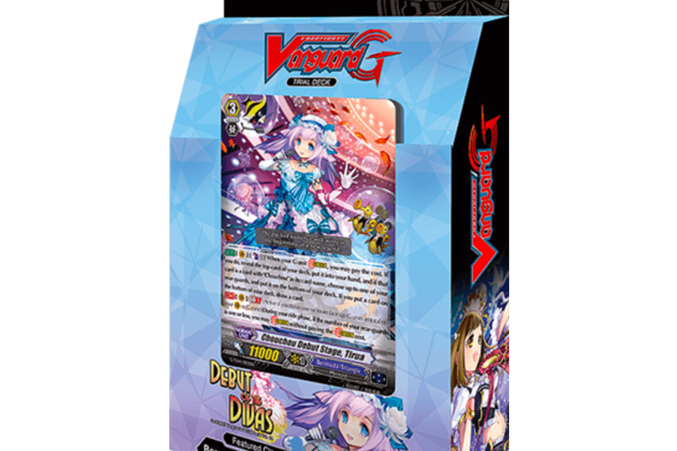 Debut of the Divas - CardFight!! Vanguard