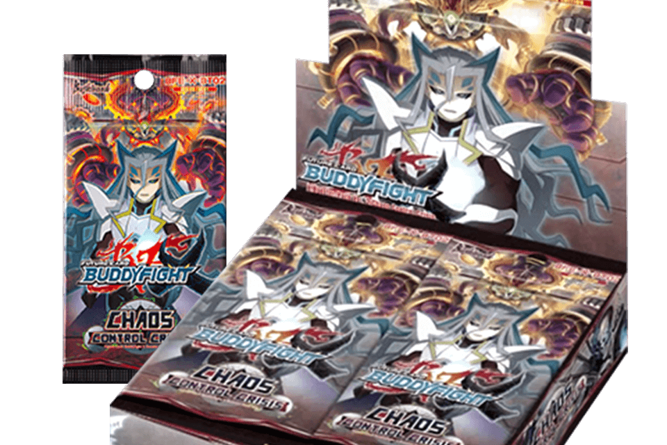 Chaos Control Crisis - Future Card Buddyfight