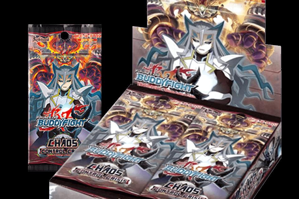 Chaos Control Crisis - Future Card Buddyfight