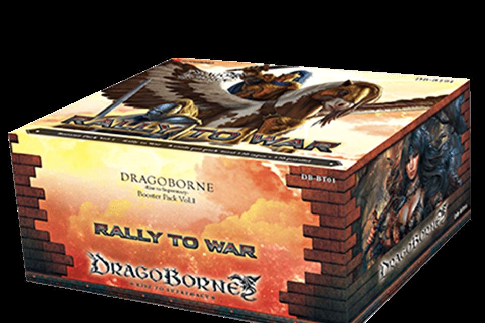 Rally to War - Dragoborne