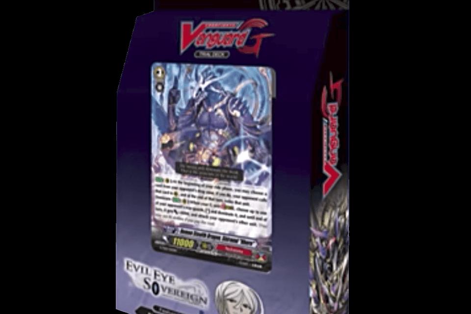 G-TD13 Evil Eye Sovereign - CardFight!! Vanguard