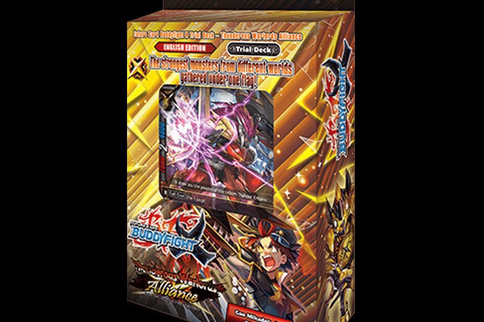 X-TD03: Thunderous Warlords Alliance - Future Card Buddyfight