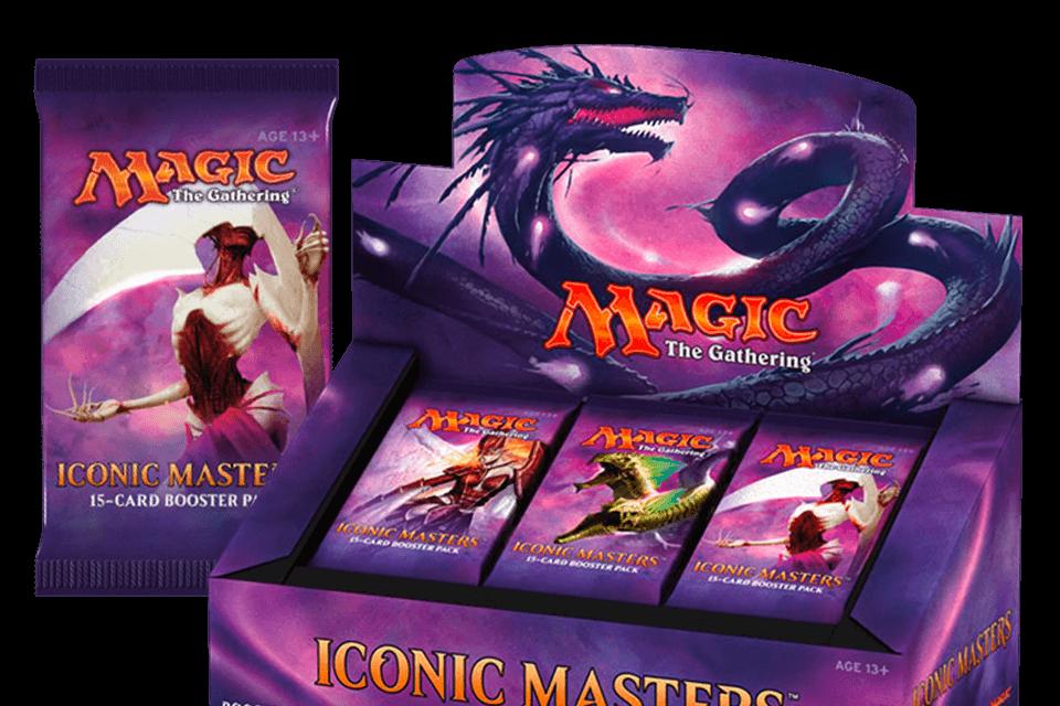 Iconic Masters - Magic: The Gathering