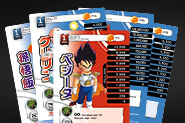 SDCC Promos - Dragon Ball Z