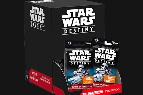 Spirit of Rebellion - Star Wars: Destiny