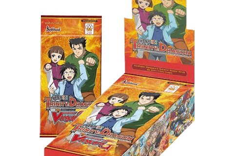 G-CHB02: We Are!! Trinity Dragons - CardFight!! Vanguard